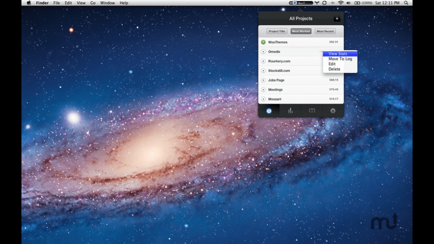 Timecop for Mac - review, screenshots