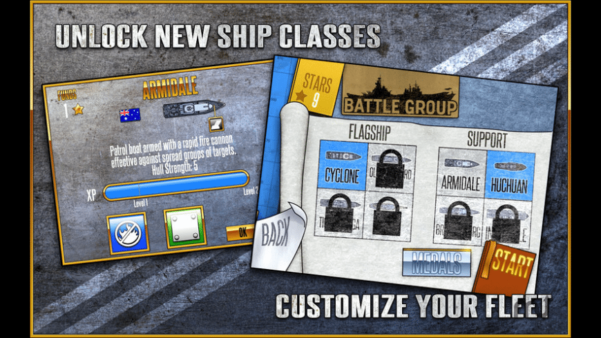 Battle Group for Mac - review, screenshots