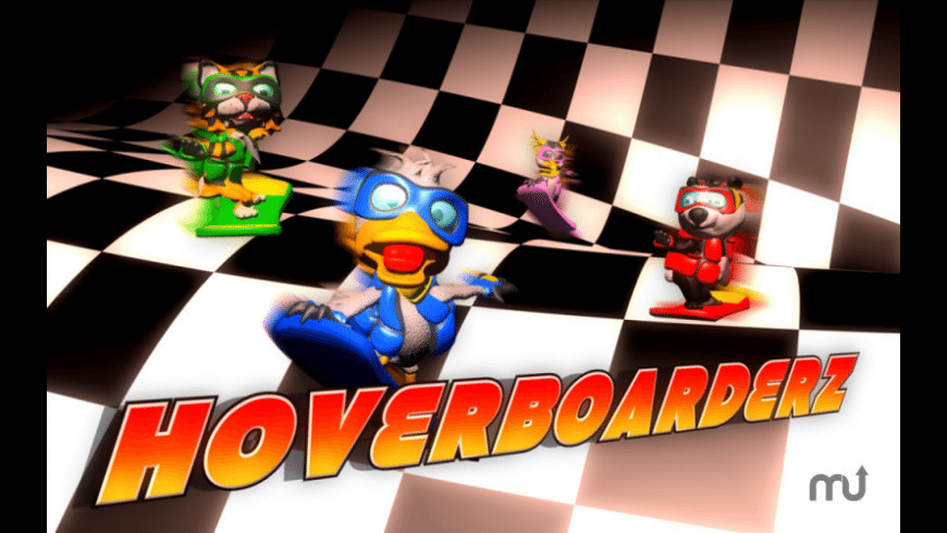 HoverBoarderZ for Mac - review, screenshots