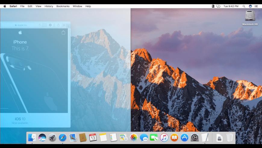 Windownaut for Mac - review, screenshots