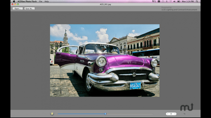 ACDSee Photo Flash for Mac - review, screenshots