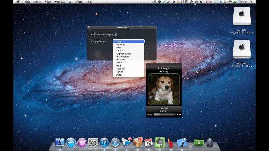 iTunar Desktop for Mac - review, screenshots