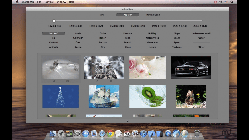 uDesktop for Mac - review, screenshots