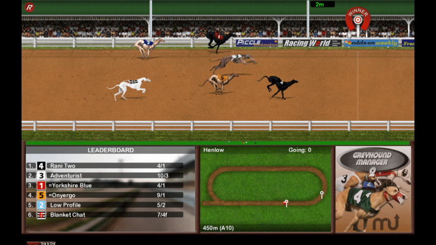 Greyhound Manager 2 for Mac - review, screenshots