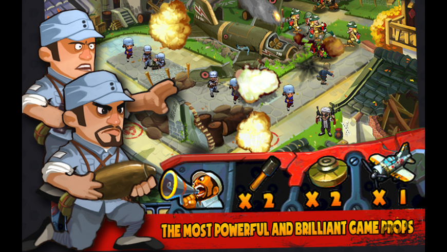 Devils at the Gate:Total Resisitance for Mac - review, screenshots