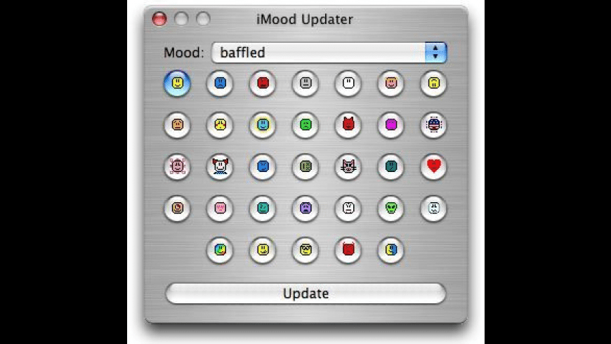 iMood Updater for Mac - review, screenshots