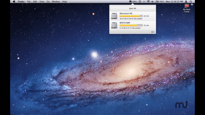Quick Disk for Mac - review, screenshots