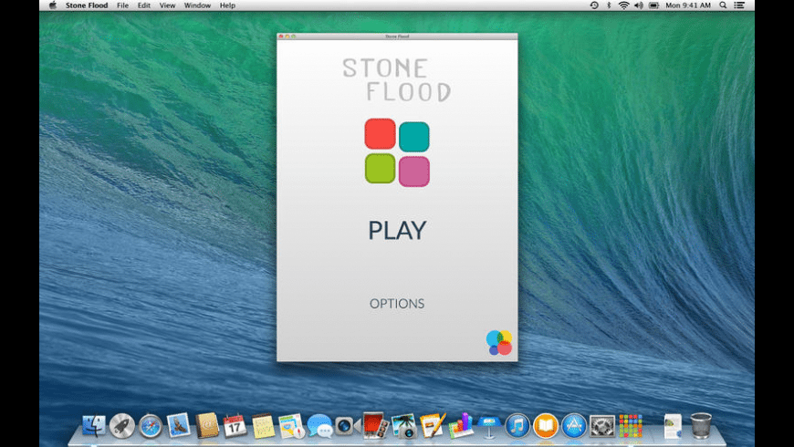 Stone Flood for Mac - review, screenshots