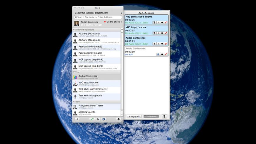 Blink Lite for Mac - review, screenshots