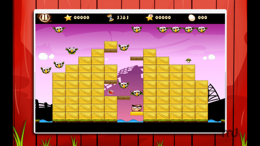 Raging Pigs for Mac - review, screenshots