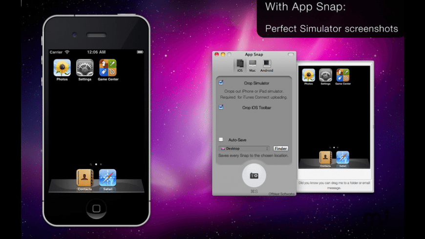 App Snap for Mac - review, screenshots