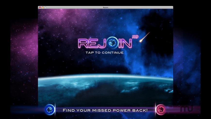Rejoin for Mac - review, screenshots