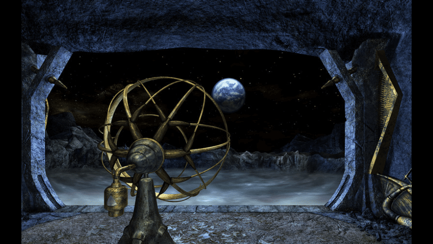 Jules Verne's Journey to the center of the moon for Mac - review, screenshots
