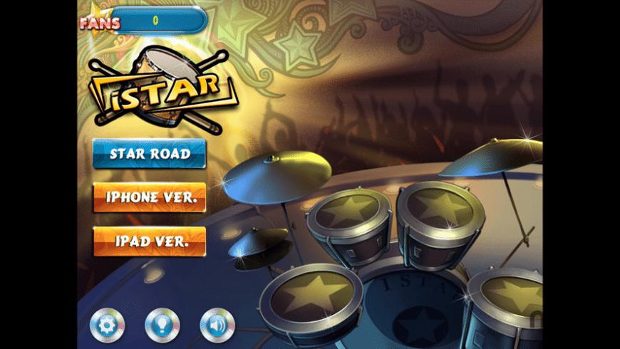 iSTAR Drummer for Mac - review, screenshots