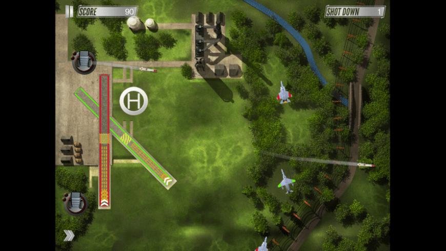 Sky Strike for Mac - review, screenshots