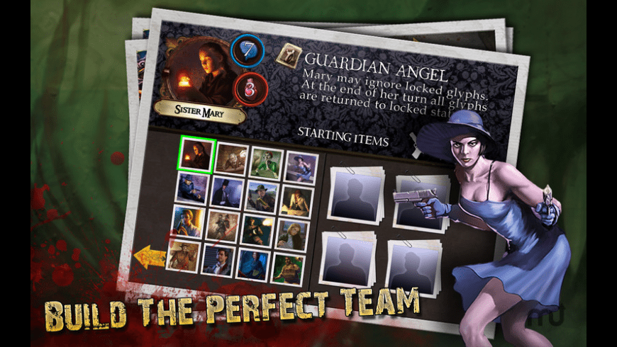 Elder Sign: Omens for Mac - review, screenshots