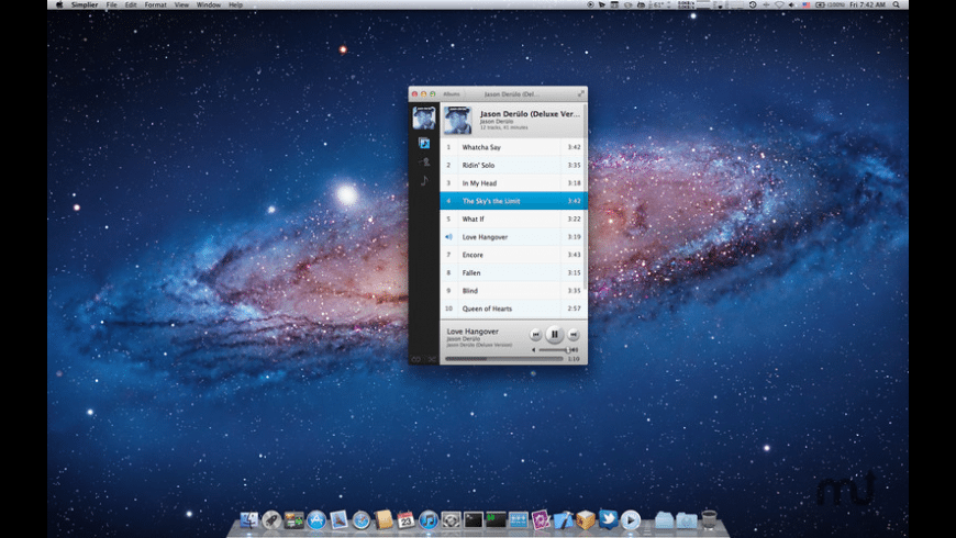 Simplier for Mac - review, screenshots