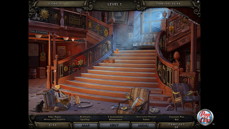 Escape the Emerald Star for Mac - review, screenshots
