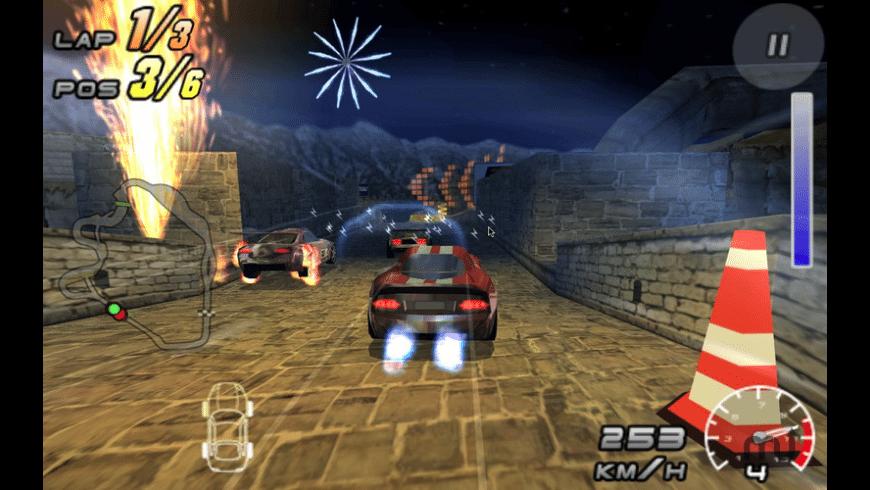 Raging Thunder 2 for Mac - review, screenshots