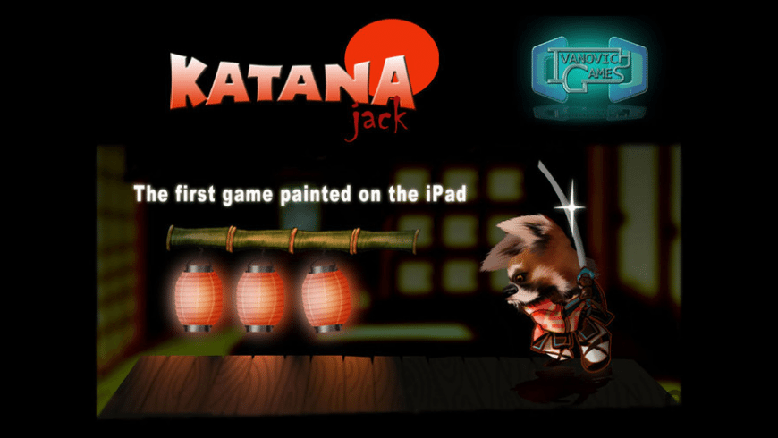 katana Jack! for Mac - review, screenshots