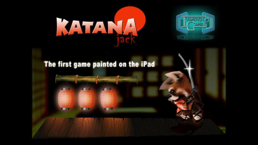 katana Jack! for Mac - review, screenshots