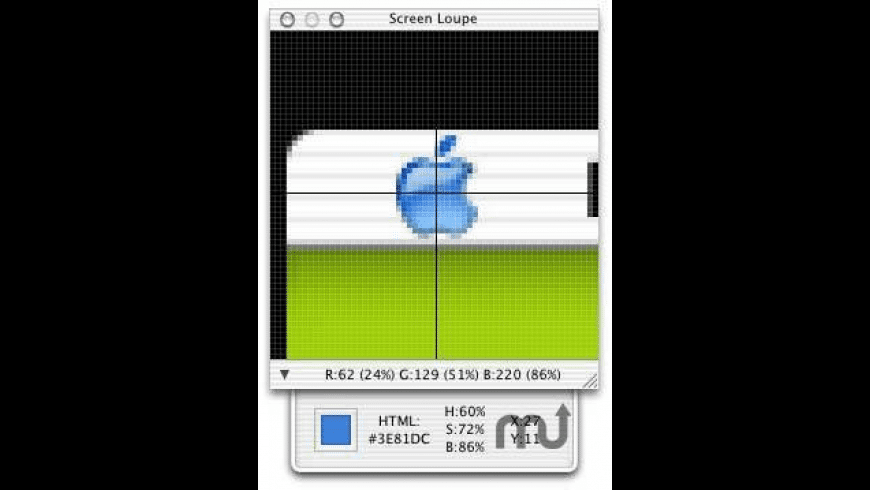 Screen Loupe for Mac - review, screenshots