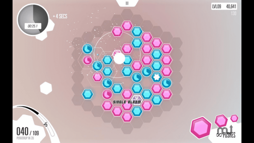 Fractal : Make Blooms Not War for Mac - review, screenshots