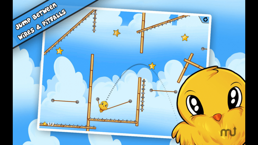 Jump Birdy Jump for Mac - review, screenshots