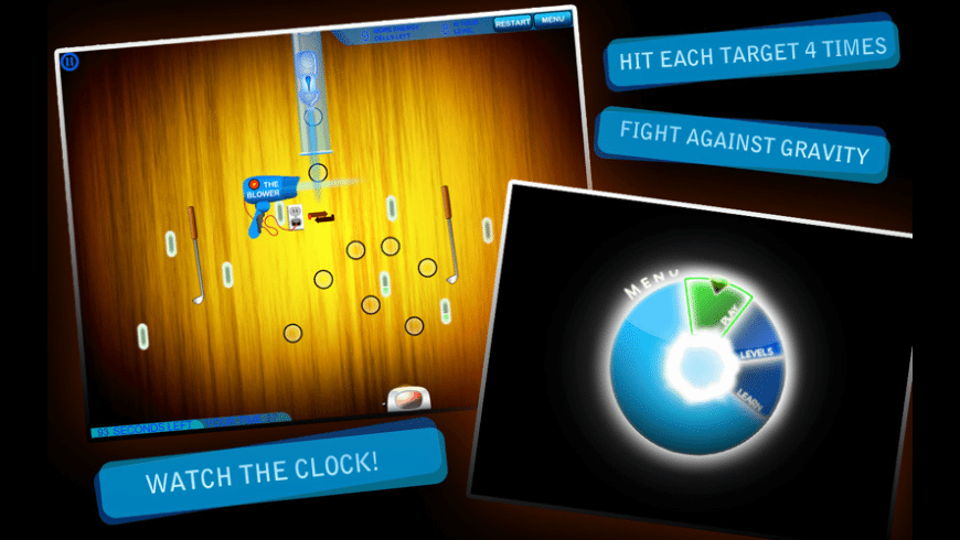 Oh Balls for Mac - review, screenshots