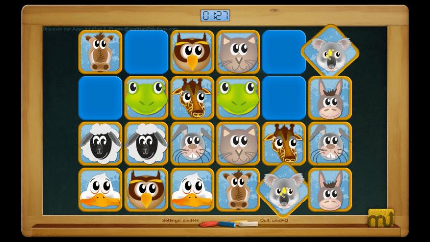 Preschool Animal Match for Mac - review, screenshots