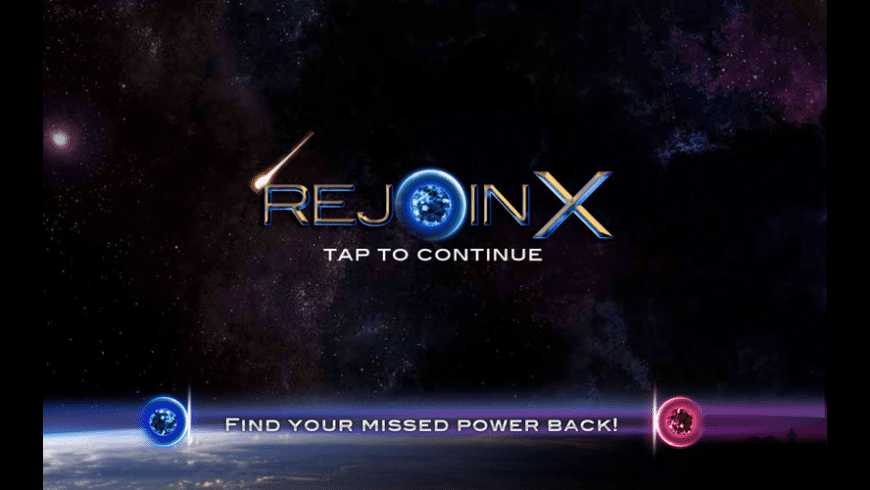 Rejoin X for Mac - review, screenshots