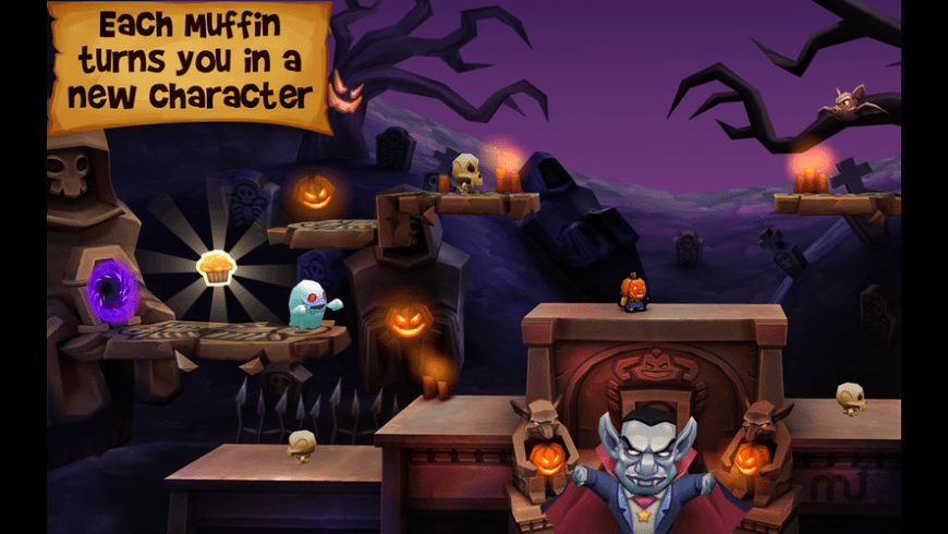 Muffin Knight for Mac - review, screenshots