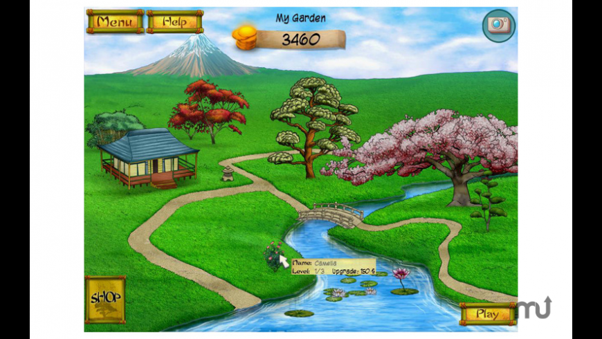 Geisha: the Secret Garden for Mac - review, screenshots