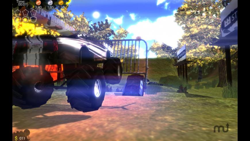 Monster Truck Hero HD for Mac - review, screenshots
