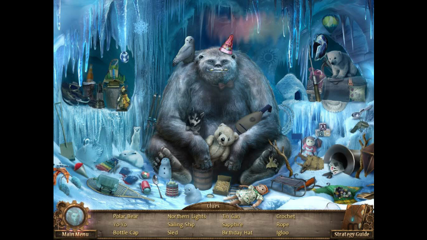 Mystery Legends: Beauty And The Beast Collector's Edition for Mac - review, screenshots