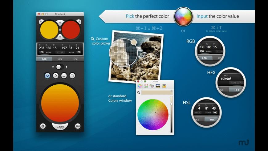 Gradient for Mac - review, screenshots