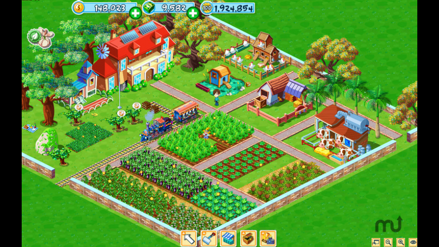 Green Farm for Mac - review, screenshots