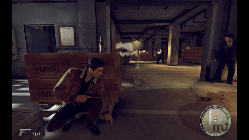 Mafia II Director's Cut for Mac - review, screenshots