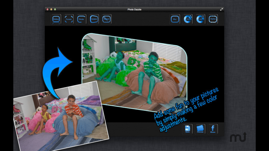 Photo Dazzle for Mac - review, screenshots