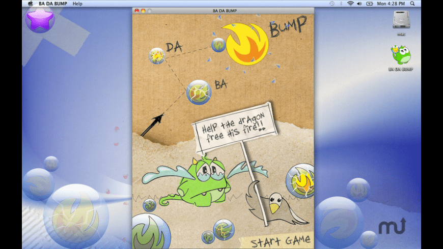 BA DA BUMP for Mac - review, screenshots
