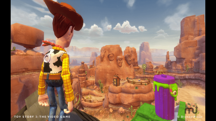 Toy Story 3 for Mac - review, screenshots