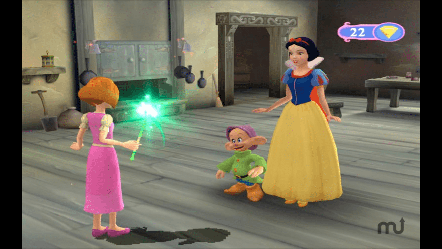 Disneys Princess Enchanted Journey for Mac - review, screenshots