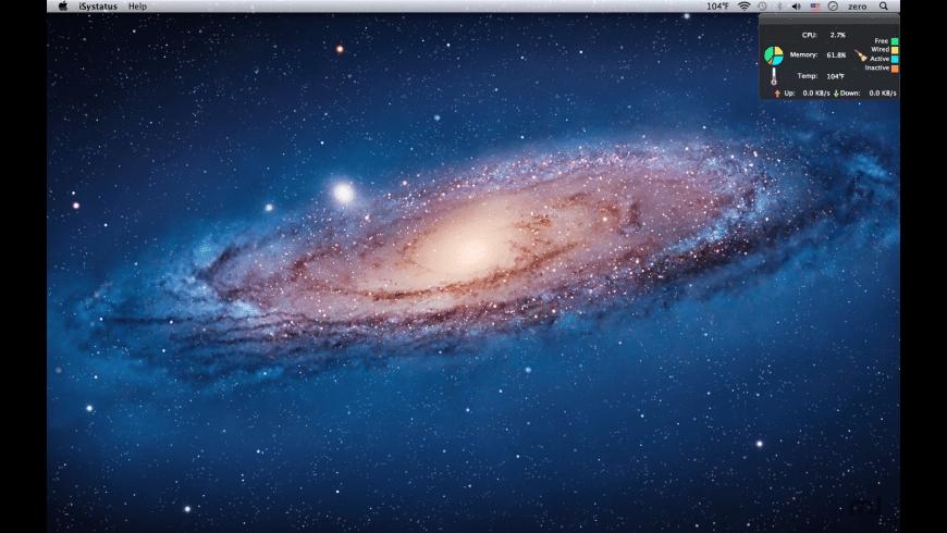 iSystatus for Mac - review, screenshots