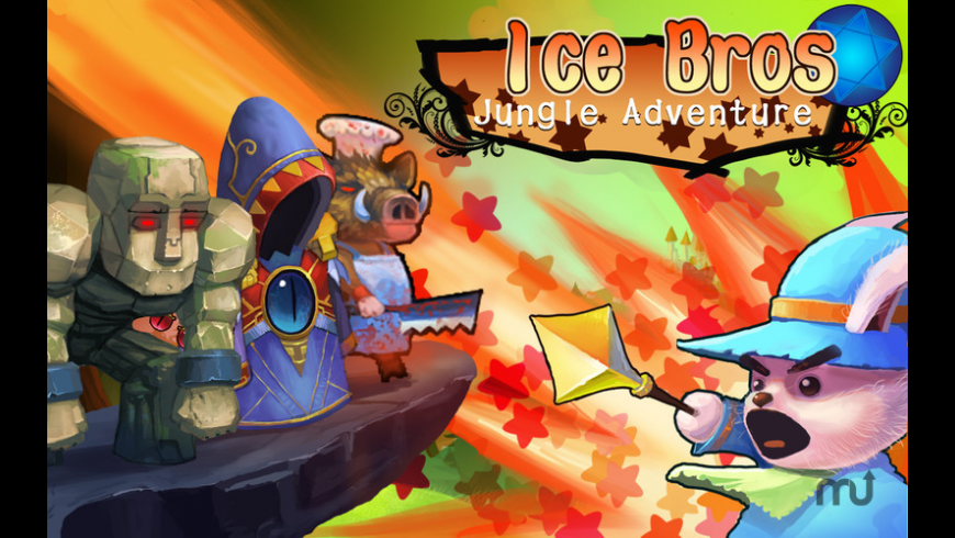 Ice Bros for Mac - review, screenshots