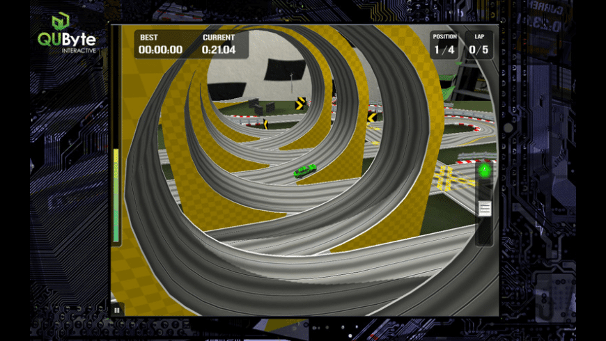 HTR HD High Tech Racing for Mac - review, screenshots