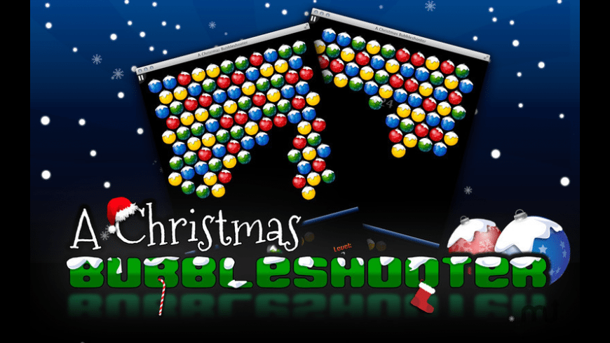 A Christmas Bubbleshooter for Mac - review, screenshots