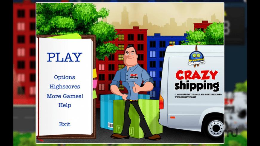 Crazy Shipping for Mac - review, screenshots