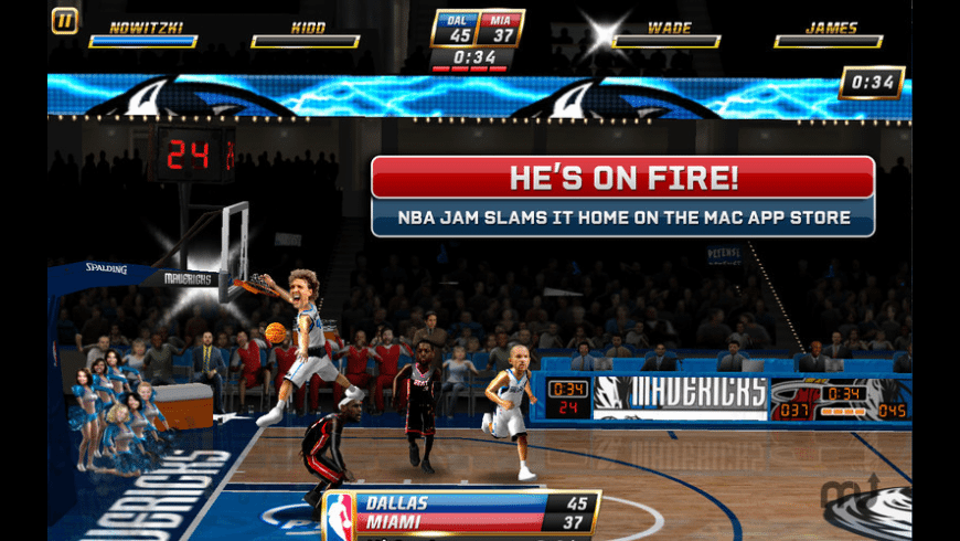 Nba Jam By Ea Sports For Mac Free Download Review Latest Version