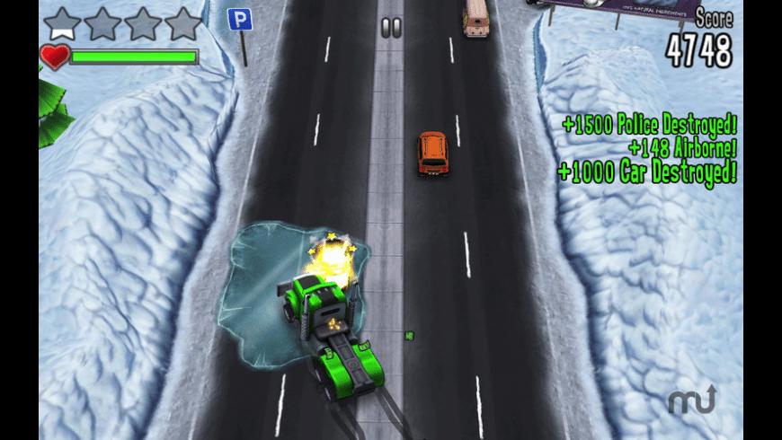 Reckless: Getaway for Mac - review, screenshots