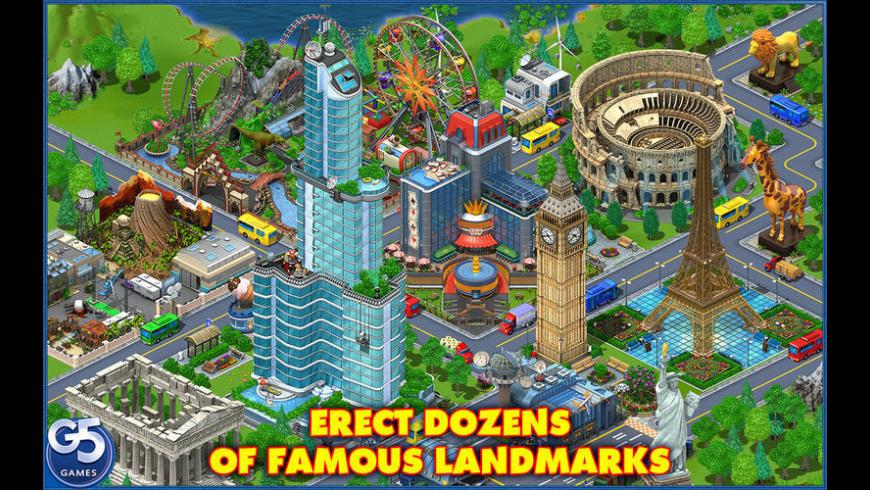 Virtual City Playground for Mac - review, screenshots